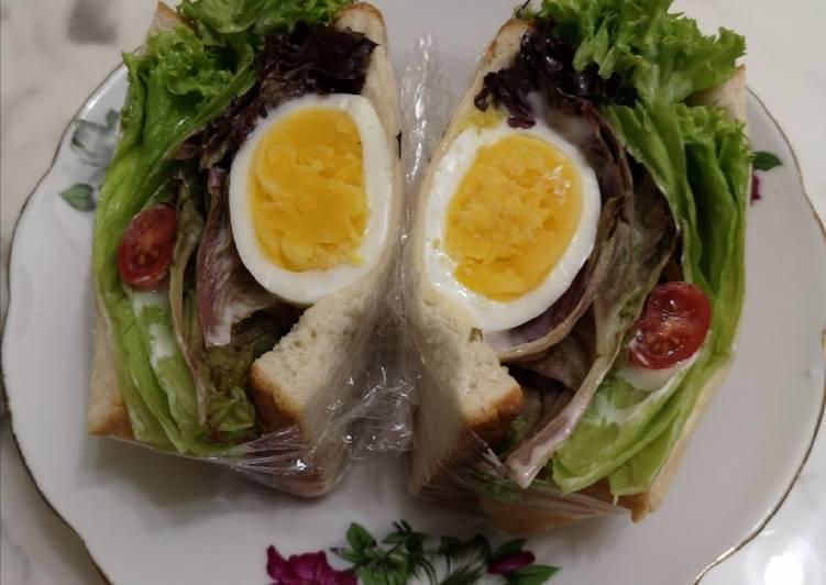 Sandwich Wanpaku