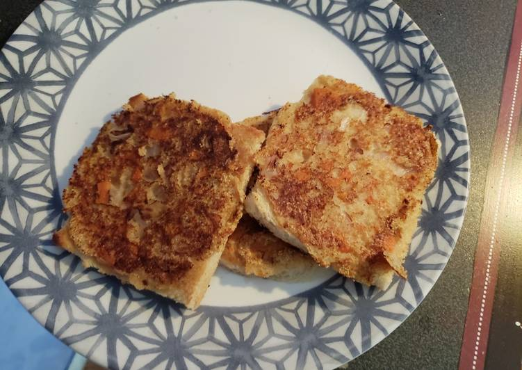 Semolina toast