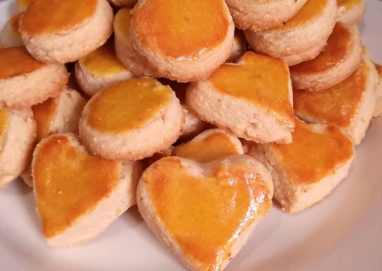 Kue kacang lembut - cookandrecipe.com