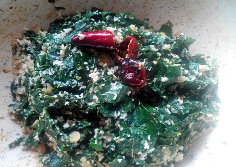 Easiest Way to Make Ultimate Agathi Keerai Stir fry