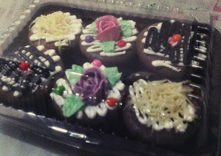 Cupcake simanis