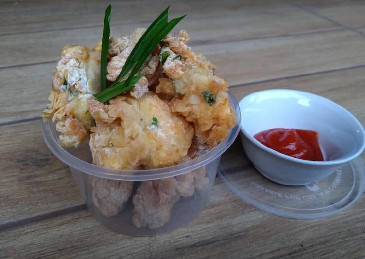 Resep Ayam pop kekinian