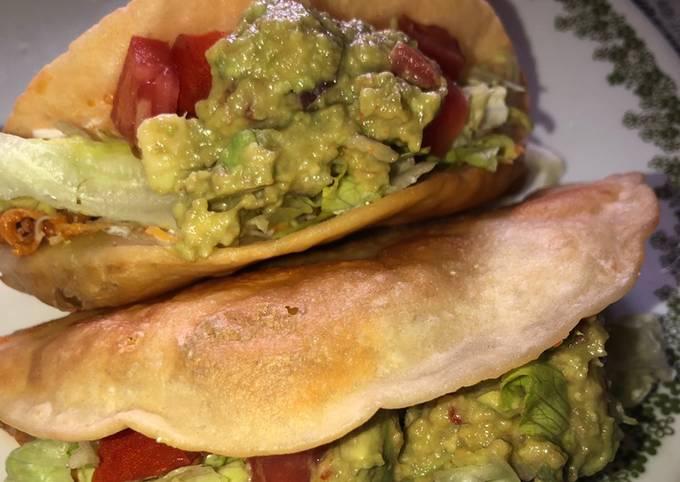 Deep fried tacos 🌮