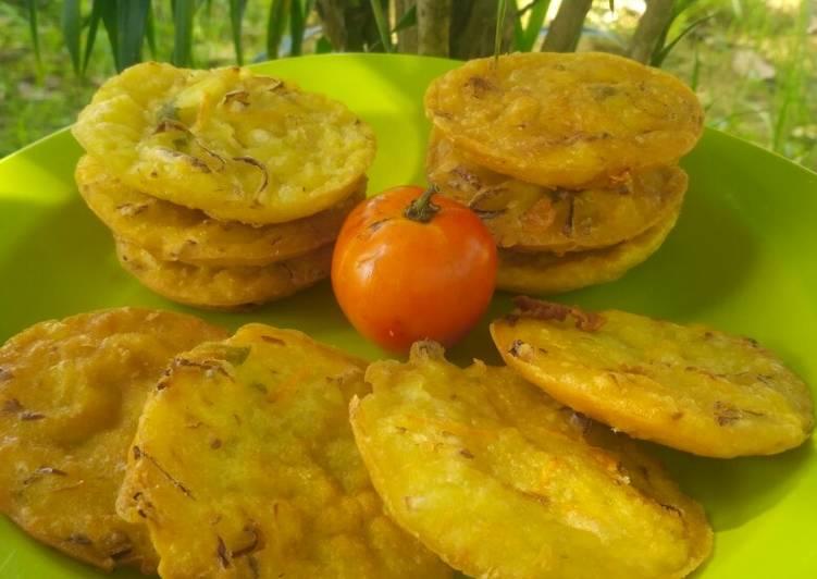 Resep Bakwan Sayur Banjar Oleh Nurul Calistahmad Cookpad