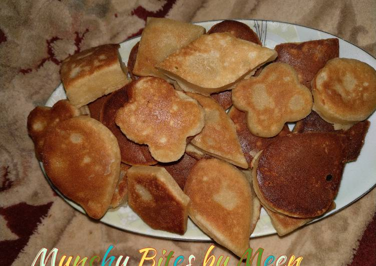 Meen's Munchy Pancakes