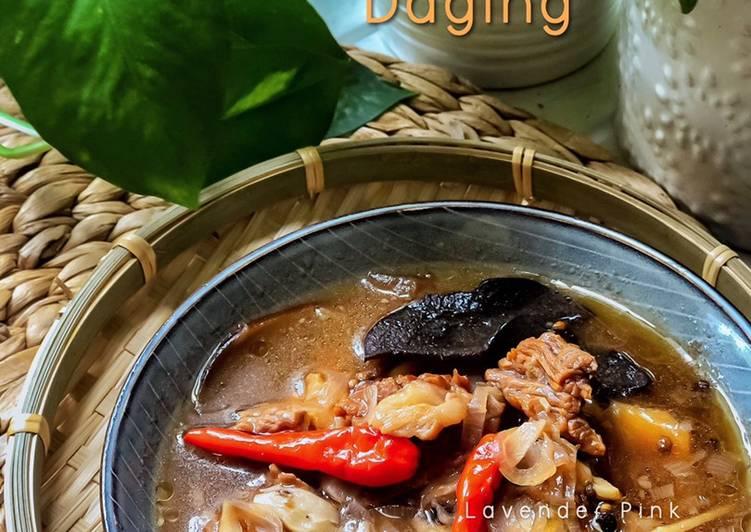 Singgang Daging - resepipouler.com