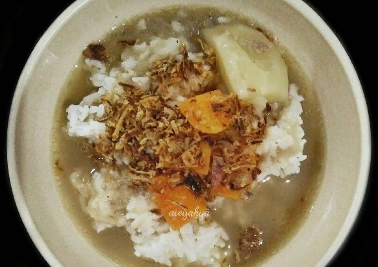 Sup Ayam Sempoi - velavinkabakery.com
