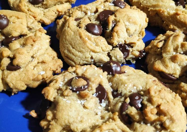 Chocolate Chip Cookies (Version 2)