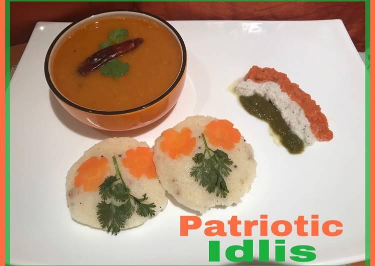 Patriotic Idlis