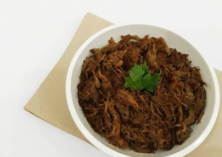Daging Krawu / Daging Suwir