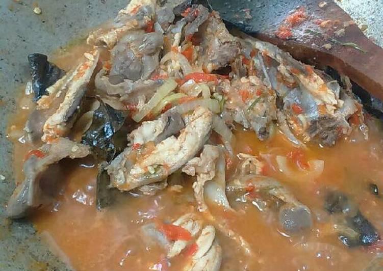 Resep Seblak Tulang & Ampela Ayam Yang Gampang Bikin Nagih