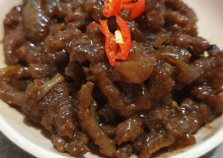 Resep Daging Giling Isian Roti/bakpao Paling Top