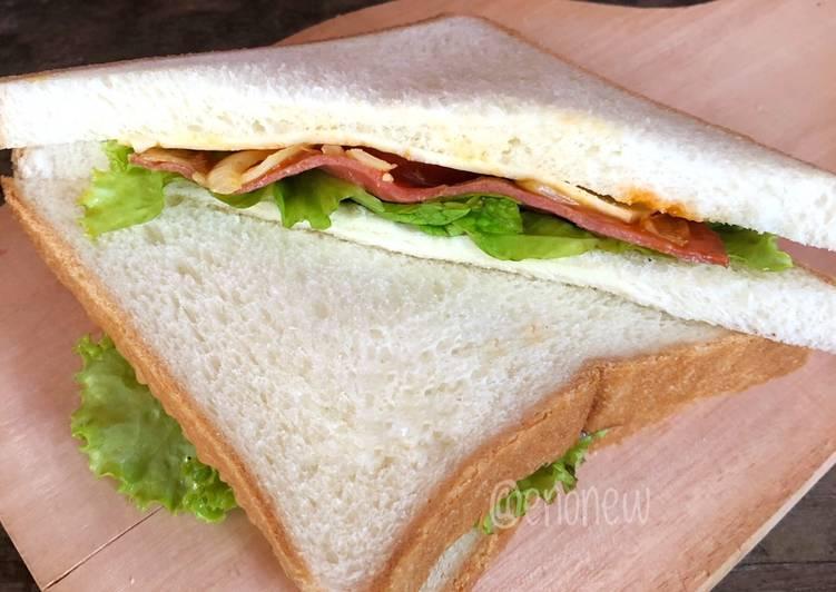 Resep Sandwich Ala Aku ✨ Terbaik