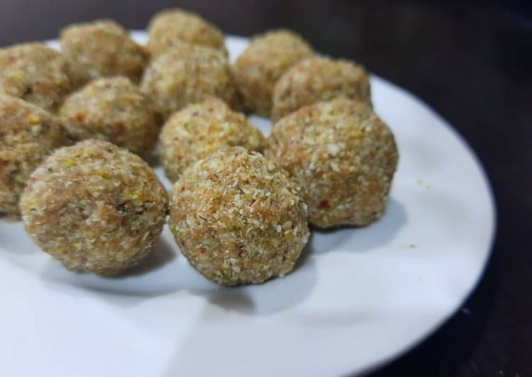 Step-by-Step Guide to Prepare Super Quick Homemade Healthy oats laddu