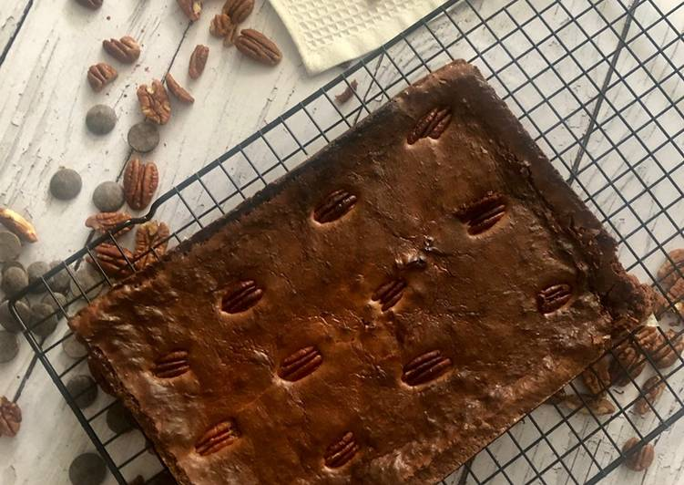 La Délicieuse Recette du Brownie la meilleure boulangerie de France 🇫🇷