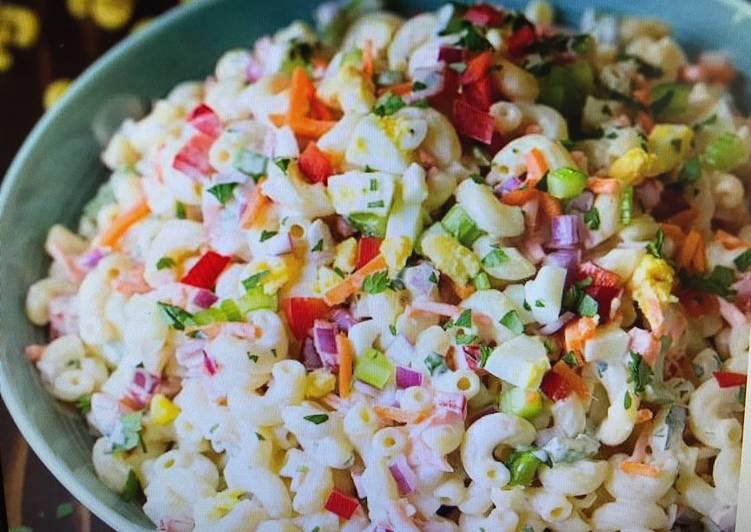 Top 5 Meilleures Recettes de Salade de macaroni aux œufs a la coque