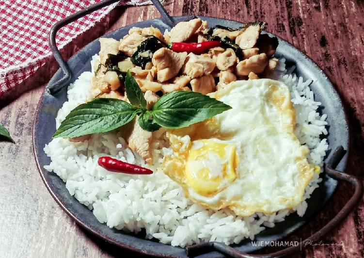 Thai Chicken Basil