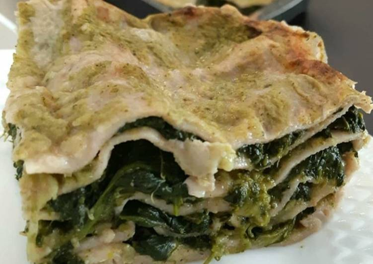 Recipe: Delicious Light lasagna