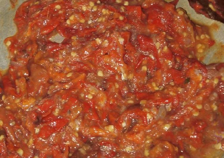 Sambal tomat rumahan