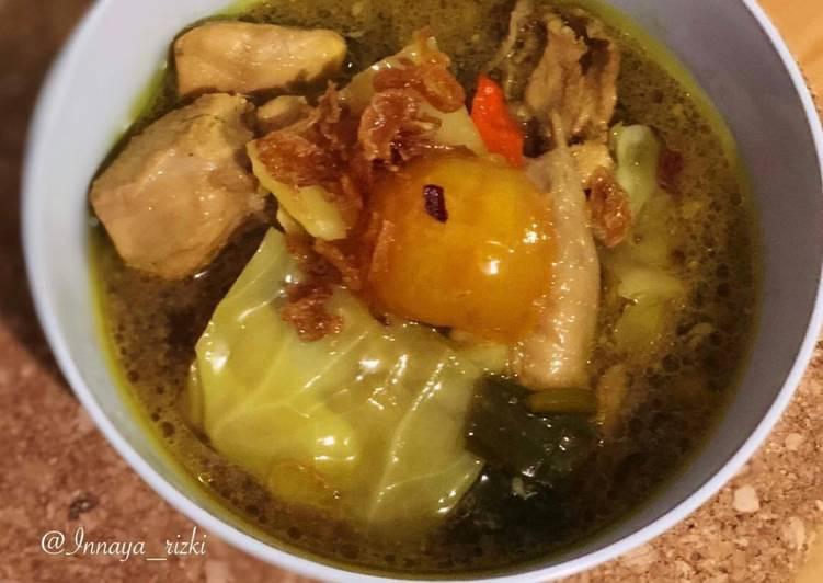 Resep Tongseng Ayam Favorit