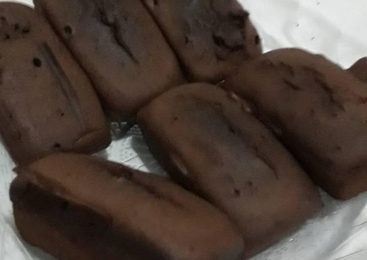 Cara Termudah Untuk Memasak Lezat Kue Balok Coklat Kw
