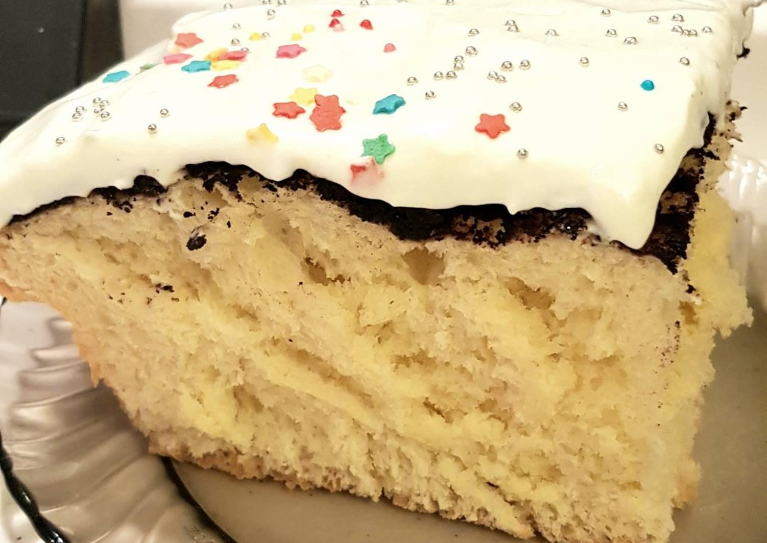 черемуховый пирог рецепт с фото голове