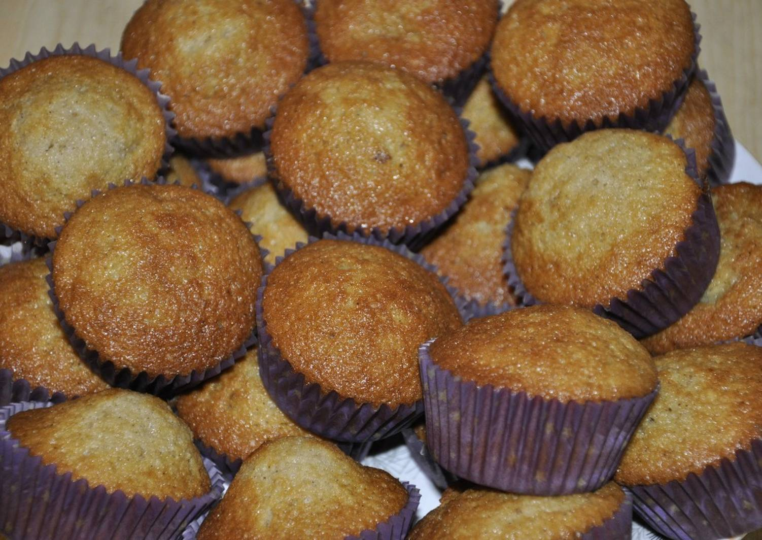 Кексы на скорую руку рецепты с фото