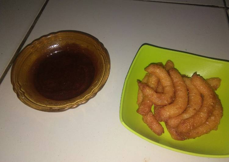 Rahasia Membuat Churros saos millo Anti Gagal!
