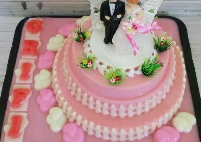 359. Wedding Pudding