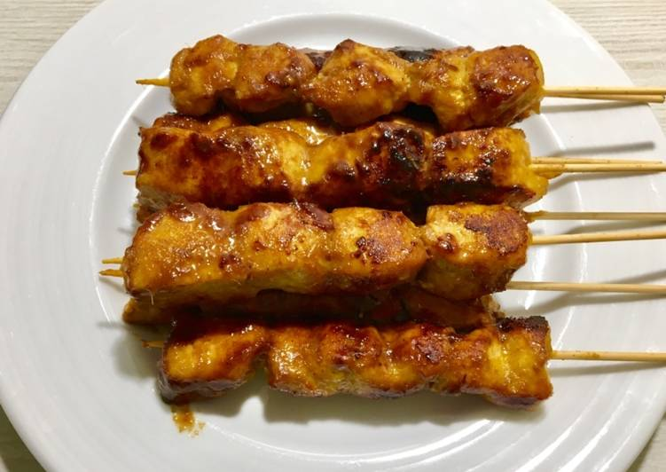 Recipe: Tasty Chicken skewers (Vietnamese style)