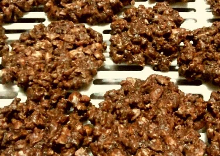 Resep Kukis Kacang Ovaltine Tanpa Tepung Oleh Jane