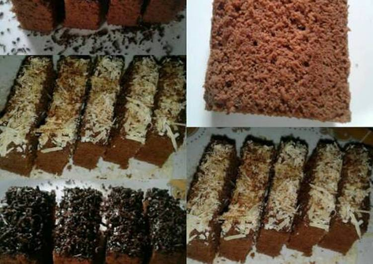 "Steam BROWNIES ""smoothy choco"" (Bolu kukus)"