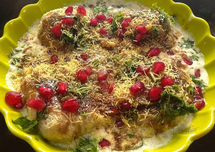 Top 10 Dinner Ideas Refreshing Bread dahi vada