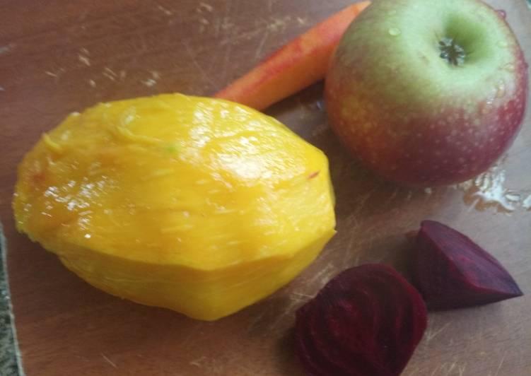 Simple Way to Make Speedy Beetroots salsa