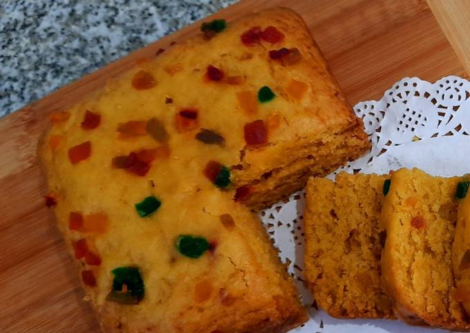 Recipe of Speedy Mango Tea Time Cake