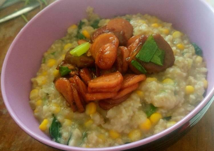 Resep Bubur Oatmeal Quaker Oats Oleh Tity Chan Cookpad