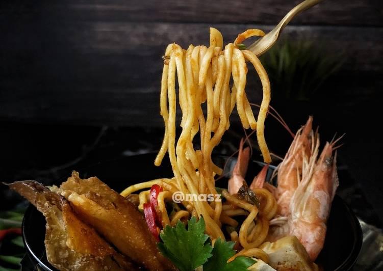 Resepi: Mee Kari Udang #phopbylinimohd #cookpadmalaysia #batch20  Terbaru