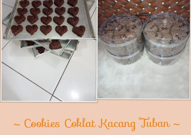 Cookies Coklat Kacang Tuban