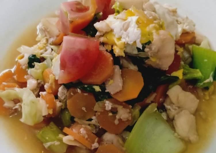 Paklay Sayur Diet