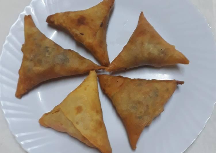 Recipe: Delicious Potato For Samosa Filling#5ingredientrecipecontest#4wkschalleng#