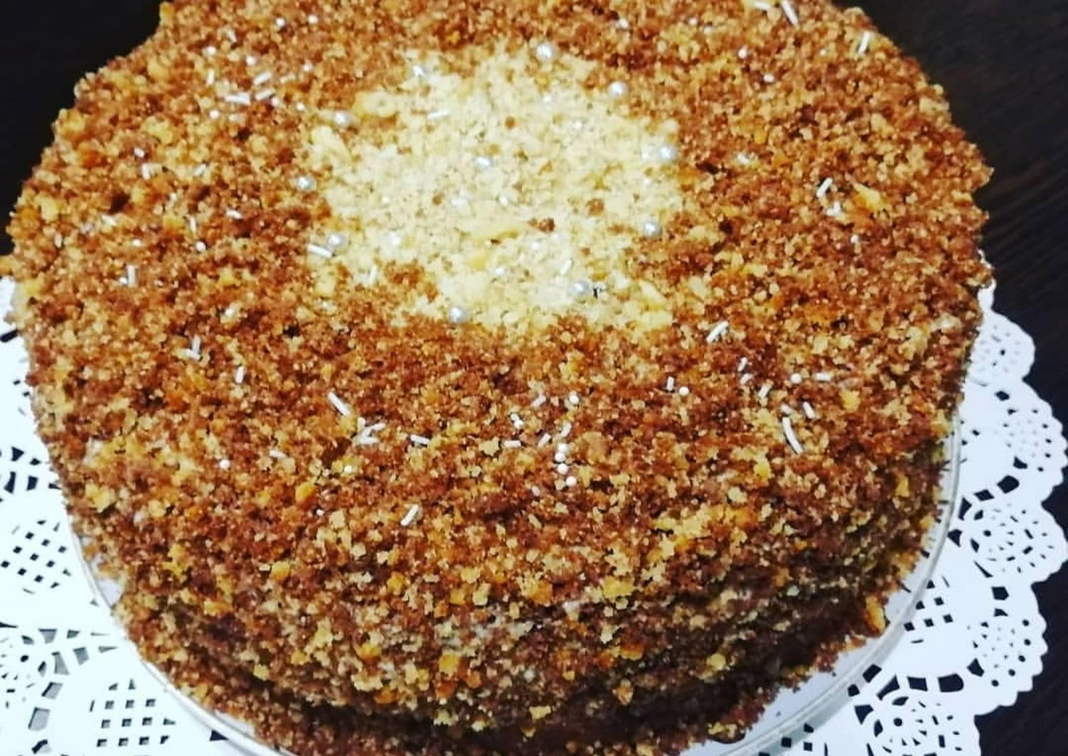 выжла это генерал торт классический рецепт с фото вариант