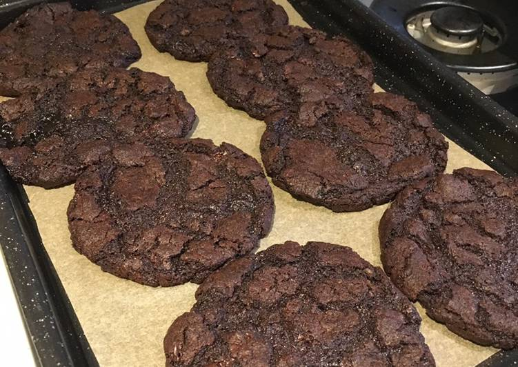 Chocolate Cookies (Gluten & Dairy- Free)