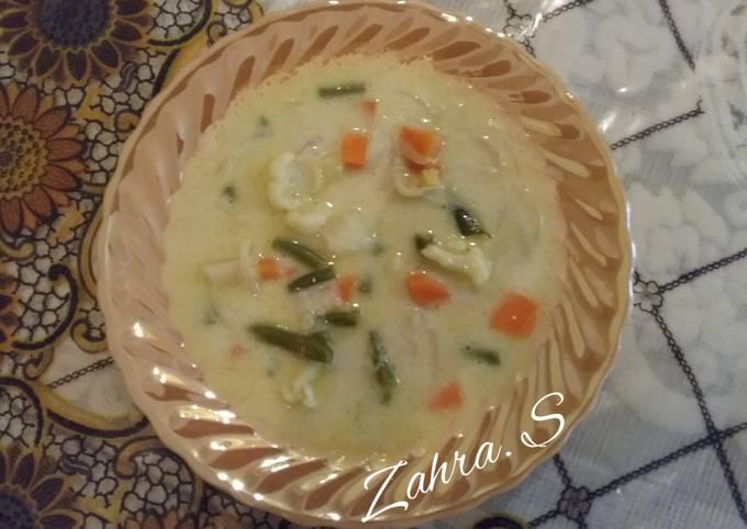Kerala style veg stew