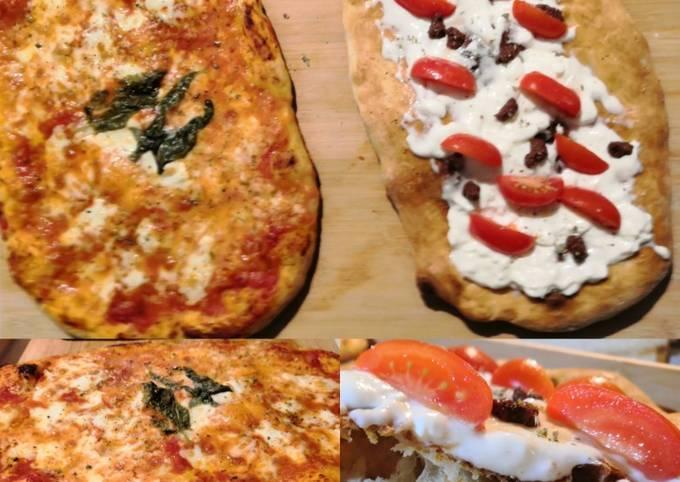 Ricetta Grissini Bonci.Recipe Of Super Quick Homemade Pizza Bonci Pizzas House
