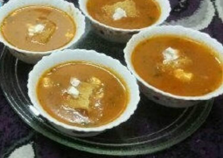 Recipe of Favorite Tomato Soup