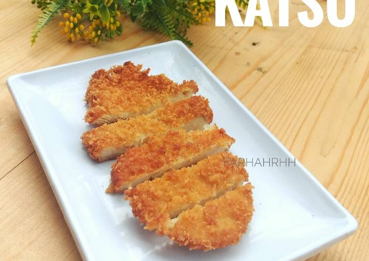 Resep Chicken Katsu bahan sederhana