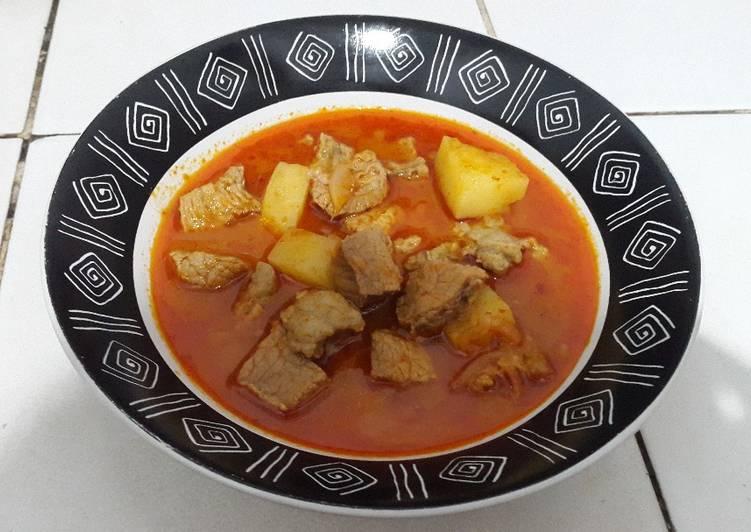 Daging Asam Padeh
