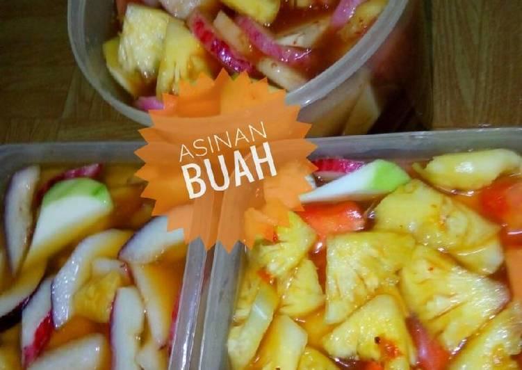 Asinan Buah Segaaar