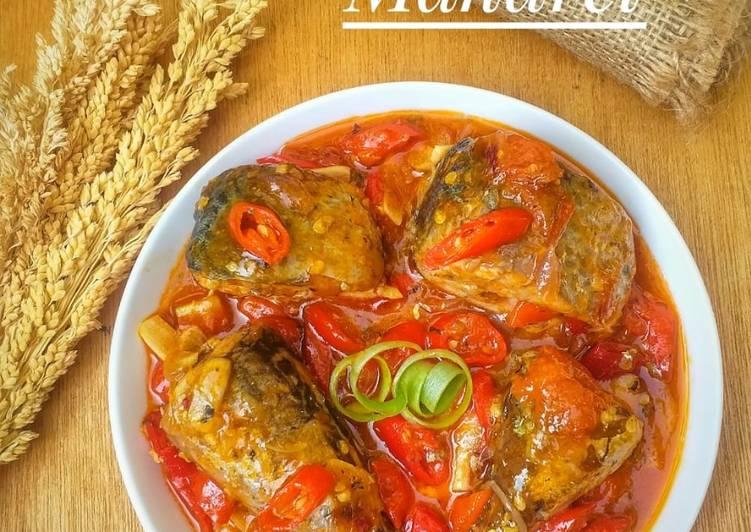 Sarden Makarel Homemade