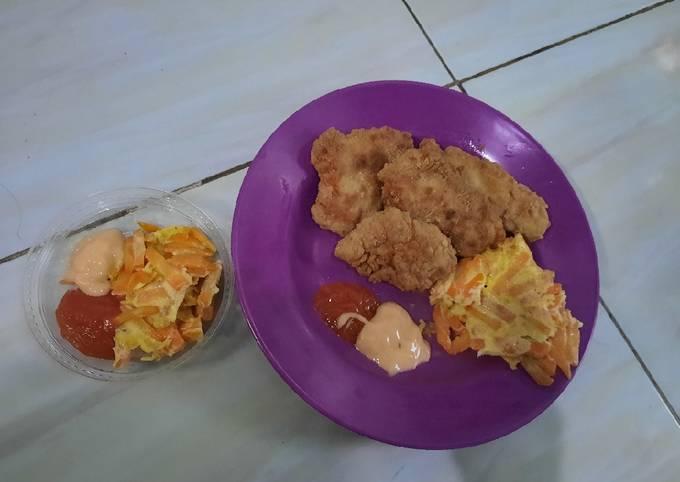 Chiken ayam simpel